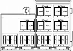 Ikco Samand Soren - Fuse Box Diagram