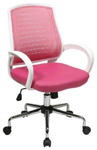 ave six collection pink executive office chair