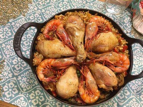 cuisine thailandaise recettes faciles recette paella facile les recettes de paella les plus