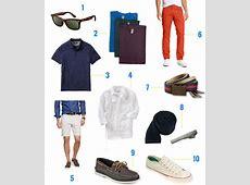 10 Summer Clothing Staples for Men