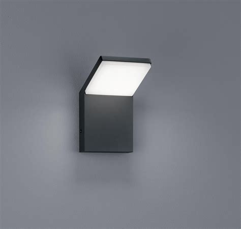 Trio Leuchten LED Aussen Wandleuchte Pearl Aluminiumguss