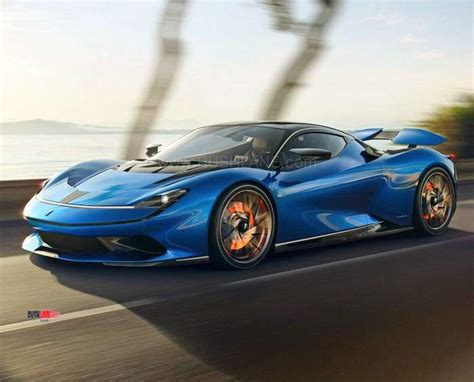 Mahindra's Pininfarina Battista Hypercar Debuts