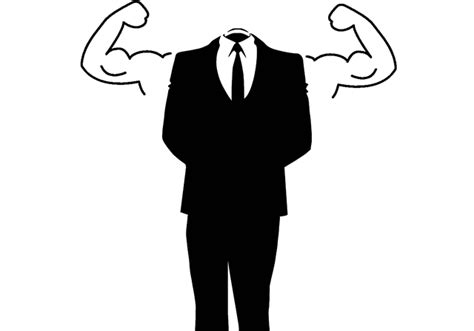 Business, Man, Suit, Anonymous