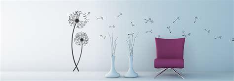 schablone pusteblume wand homesticker de kreative wandtattoos wandsticker und wandaufkleber