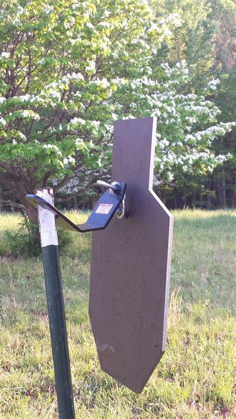 ipsc   zone steel target kit ar  hang fast targets
