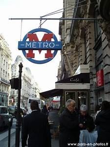 Le Sentier Paris : un m tro nigmatique paris en photos ~ Melissatoandfro.com Idées de Décoration
