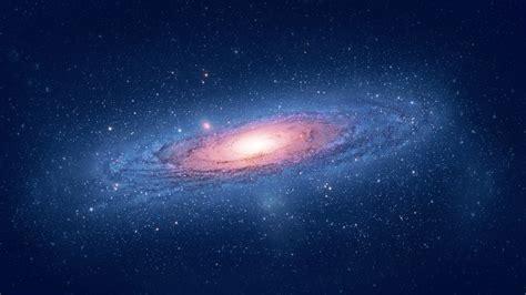 Andromeda Galaxy Papel De Parede Hd
