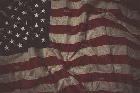 heritage american flag beauty fashion
