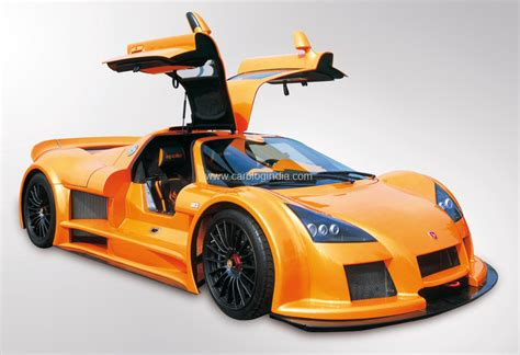 Gumpert Apollo Sports Car Launched In India For Rs 5 Crore