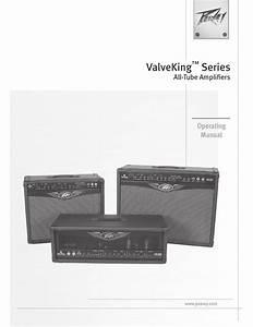 Peavey Valveking 112 Manual Pdf  U0026gt  Jonnyspp Com