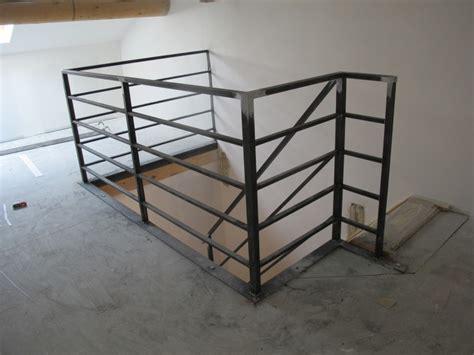 garde corps et re d escalier acier 232 re de fer