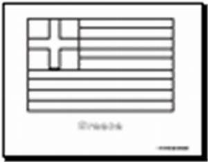 flag coloring pages printable With greek flag template