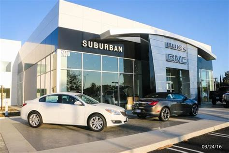 Suburban Cadillac Buick by Suburban Buick Gmc Cadillac Car Dealership In Costa Mesa