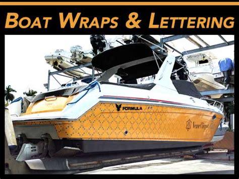 Boat Lettering In Fort Lauderdale car wrap solutions fort lauderdale miami boca raton