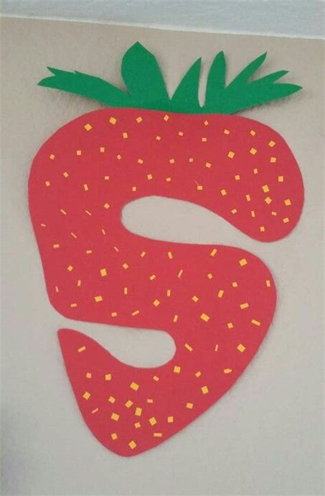 s for s s s strawberry letter for preschoolers and 642 | 40a6dec1d11b664728c0dc3f72835b6e