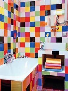 10 colourful ideas for your bathroom asian interior design With colorful tiles for bathroom