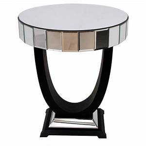 Art, Deco, Side, Table, By, Out, There, Interiors
