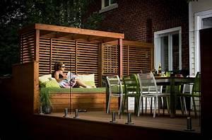 Modern Deck - Trex Composite Decking