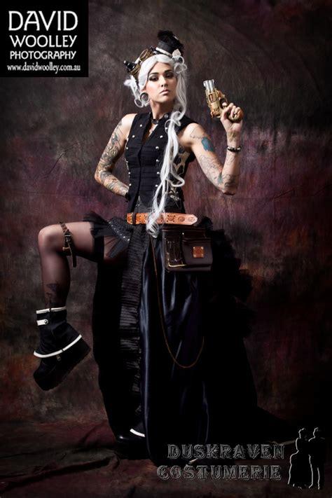 steampunk duskraven costumerie
