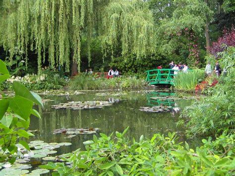 Monet Garten  Malerische Gartenanlage In Giverny