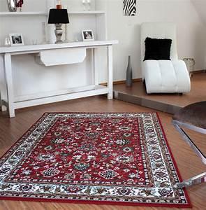 Teppich Orientalisch Modern : klassicher orient teppich muster red wohn und schlafbereich klassik orient teppiche ~ Sanjose-hotels-ca.com Haus und Dekorationen
