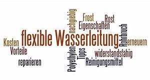 Wasserleitung Verlegen Kunststoff : wie eine flexible wasserleitung rgerliche rohrbr che verhindern kann ~ Frokenaadalensverden.com Haus und Dekorationen