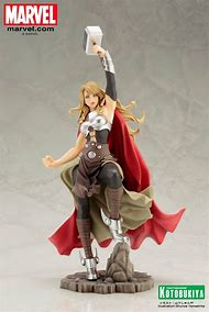 Marvel Jane Foster Thor Statue