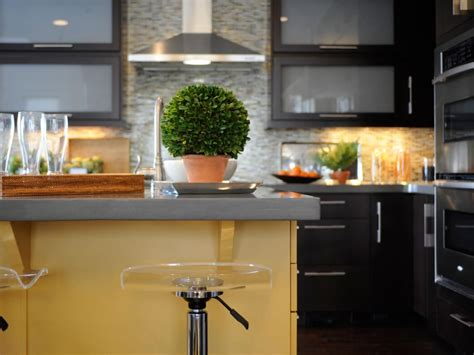 kitchen island with 4 stools hgtv green home 2011 kitchen pictures hgtv green home