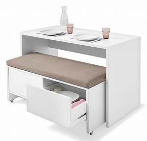 Ikea Kleine Tische : stauraum sitzplatz und ablagefl che in einem eine tolle idee f r kleine k chen ~ Fotosdekora.club Haus und Dekorationen