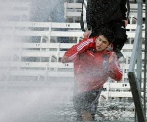 Violence, riots break out as River Plate relegated ...