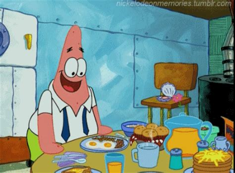 spongebob cuisine spongebob squarepants gif find on giphy