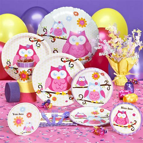 Owl Baby Shower Decorations  Best Baby Decoration