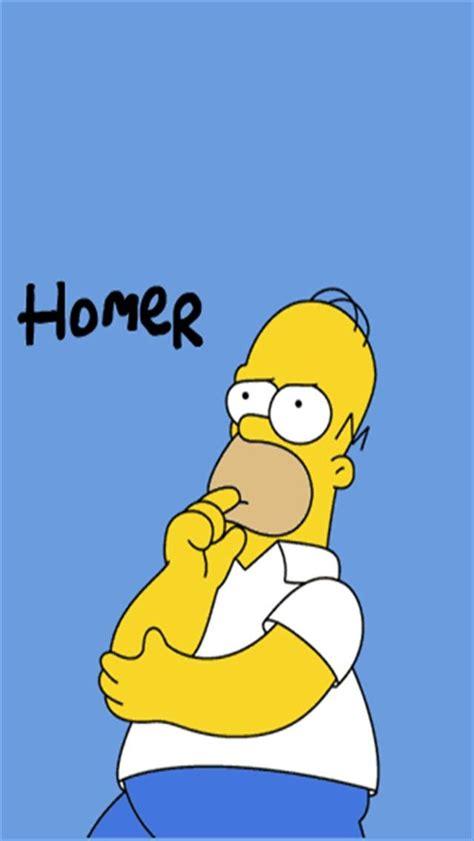 Homer Simpson Wallpaper HD WallpaperSafari