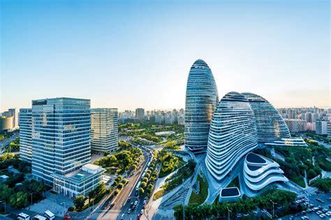 beijing china soho wangjing peking editorial auto getty gettyimages premium res
