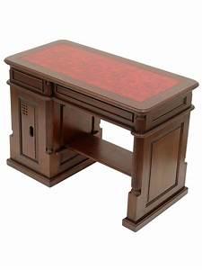 Bureau De Style : bureau informatique style victorien rouge alford meuble de style ~ Teatrodelosmanantiales.com Idées de Décoration