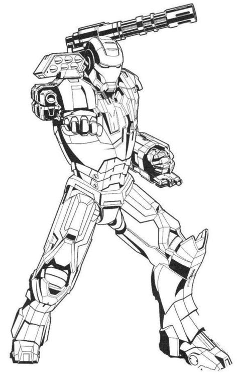 super heroes coloring iron man armor coloring pages iron