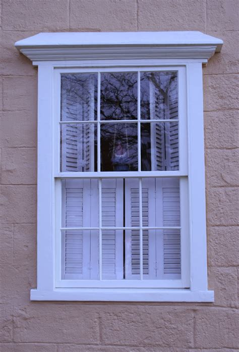 Colonial Plank Frame Windows  Concord Center