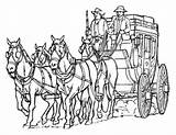 Clipart Stagecoach Stage Coach Clip Pioneer Coloring Sketch Jenny Template Clipground Pages Cliparts Bookstore Lds Smiths Models Library sketch template
