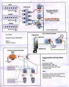 Active Single Coil Pickup Wiring Diagram 3 Way Switch