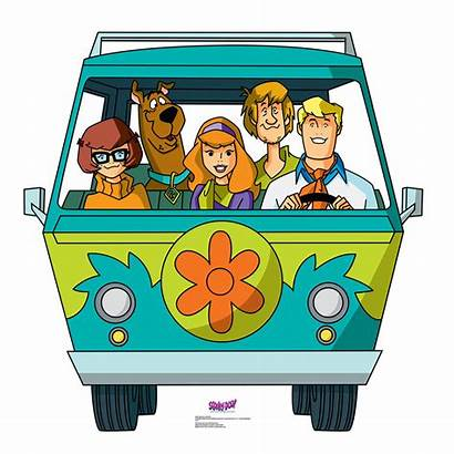 Scooby Doo Mystery Machine Incorporated Van Clipart