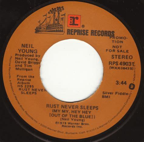 rust sleeps never label