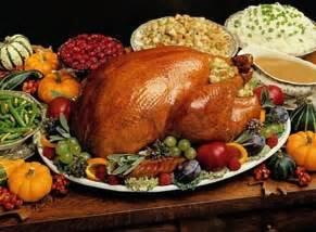 thanksgiving dinner menu ideas easyday