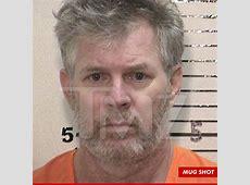 Lenny Dykstra Mug Shot Old Gray Beard TMZcom