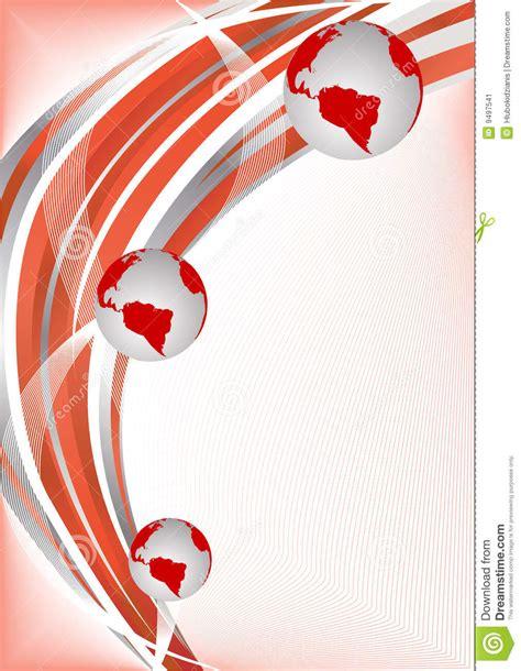 Abstract Globe Clip Art