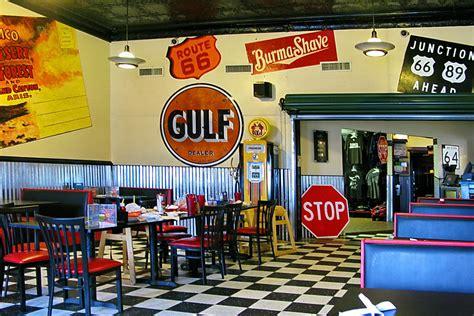 forum cuisine az cruisers route 66 cafe williams arizona we stopped on