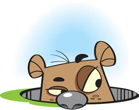 Groundhog Day Clipart Happy Groundhog Day Clipart Clipart Suggest