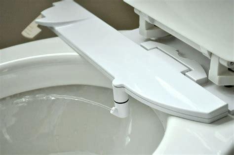 How To Use A Bidet Attachment - toilet bidet attachment royal fresh bidet buy bidet