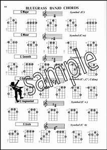 Banjo Chord Encyclopedia For 5