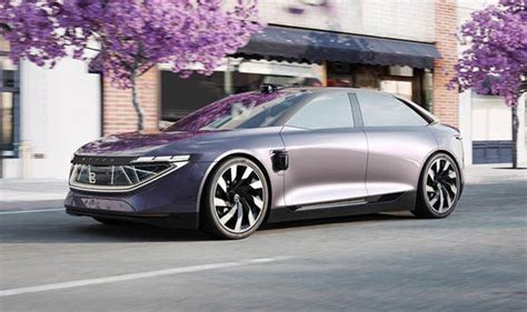 Byton Kbyte Concept Revealed  Fully Autonomous Electric