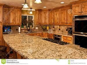 centre islands for kitchens kitchen with center island stock photos image 9898063